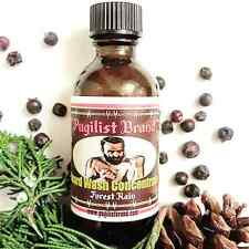 Beard Wash Concentrate by Pugilist Brand - Forest Rain ( Pine & Fir needle)