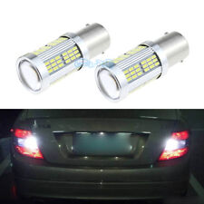 Error Free LED White Reverse Light Bulbs For Audi A4 B5 B6 B7 Quattro Sline