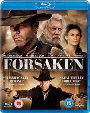 Forsaken [Blu-ray] [2016] [DVD][Region 2]