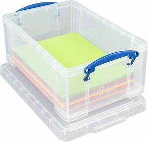 Really Useful Box Clear 9 Litre