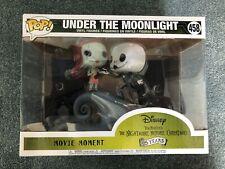 Under the moonlight Funko Pop Disney Nightmare Before Christmas Movie Moments UK