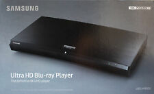 Samsung UBD-M9500 Curved Blu-Ray Player with 4K Ultra HD Resolution in Black