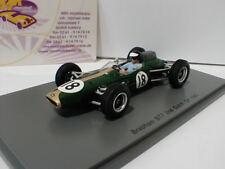 Spark S5250 - Brabham BT7 No.18 2nd Niederlande GP Formel 1 1963 Dan Gurney 1:43