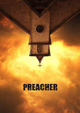 Preacher: Season 1 (DVD, 2016, 4-Disc Set)