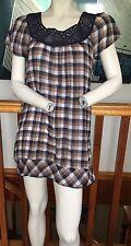 Zara Casual Tunic Dresses for Women