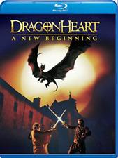 Dragon Heart a Beginning Blu-ray DVD Harry Van Gorkum Chris Masterso