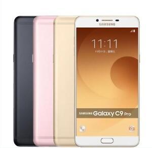 Original Samsung Galaxy C9 Pro (C9000) 6GB/64GB - Dual SIM 16MP 4G LTE Phone