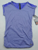 RBX Shirt Women's Athletic Running Fitness Purple NWT Small