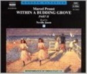 Marcel Proust.Within A Budding Grove.Part II.Cassette