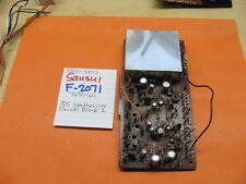 SANSUI F-2071 7650160 QS SYNTHESISER DECODER BLOCK 2 QRX-3000 QUAD  RECEIVER