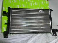 Radiator Cooling Engine Cooling Radiator Valeo FORD Fiesta 3 1989
