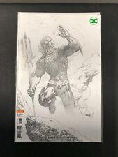 Justice League #10 | Cvr C | Jim Lee Pencil Var | Dc | Drowned Earth Aquaman Nm