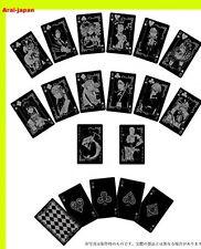 New Black Butler Kuroshitsuji Playing cards Funtom 10th Japan Square Enix trump