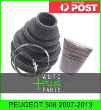 Fits PEUGEOT 308 2007-2013 - Boot Outer Cv Joint Kit 84.5X118X34.5