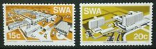 SOUTH WEST AFRICA SWA 1976 Architecture: Modern Buildings Set of 2 MNH SG293/294