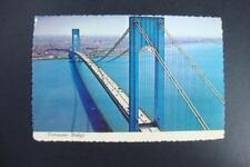 995) NEW YORK CITY NEW YORK VERRAZANO BRIDGE CONNECTS STATEN ISLAND TO BROOKLYN
