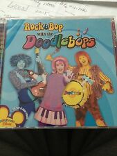 Rock & Bop With The Doodlebops CD