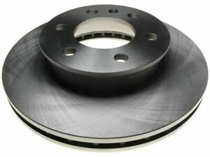 Front AC Delco Brake Rotor fits Freightliner Sprinter 3500 2010-2017 77GZCJ