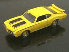 Muscle Car 1970 Oldsmobile Cutlass Rallye 350 Edition 1/64 Scale Limited Edt A62