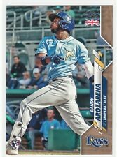 2020 Topps UK Edition Gold #71 Randy Arozarena 1/25 RC Rookie Tampa Bay Rays