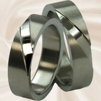 Trauringe Hochzeitsringe Verlobungsringe Eheringe Partnerringe 6mm mit Gravur