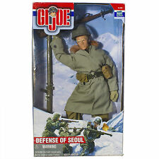 "Hasbro GI JOE 12in. Korean War ""DEFENSE OF SEOUL"" Action Figure"