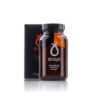 Dropi – Pure Icelandic Extra Virgin Cod Liver Oil / EVCLO (120 Capsules)