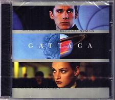 GATTACA Michael Nyman OST Original Motion Picture Soundtrack CD Andrew Nicool
