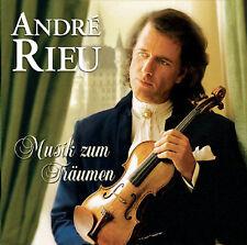 Andre Rieu Dreaming CD 2001 Universal 18 tracks