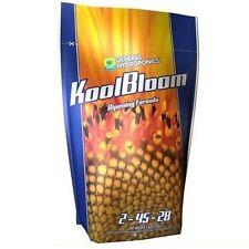 General Hydroponics KoolBloom Dry 2.2lbs pounds - kool bloom nutrient gh flower
