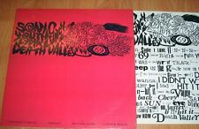 Sonic Youth / Lydia Lunch - Death Valley '69  - 12""