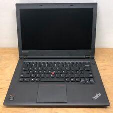 "Lenovo L440 14.0"" Laptop Intel Core i3 4th Gen 4000M 2.40 GHz 4 GB 500 GB 65W AC"