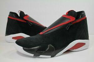 AIR JORDAN JUMPMAN Z BLACK/GYM RED-WHITE AQ9119-001 MEN'S SHOES
