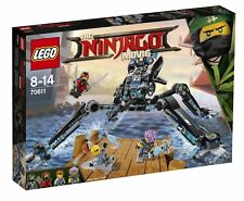 LEGO NINJAGO Water Strider 2017 (70611) New unopened Unwanted birthday present.