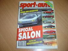 Sport Auto N°321 Colt GTi 16 S.Alfa Roméo 75 et 164 TS