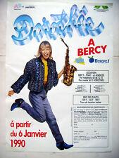 BON DE RESERVATION DOROTHEE A BERCY - 1990