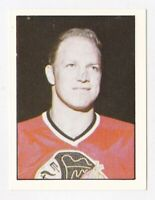 Bobby Hull 1972/ '73 Semic Press #228 - Chicago Blackhawks