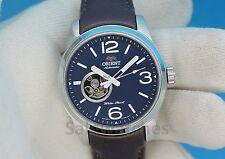 ORIENT SCOUT Classic Automatic FDB0C004D Half Skeleton Watch
