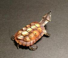 Rare Yujin (Like Kaiyodo Takara) Matamata Turtle Pvc Replica Model Figure