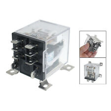 JQX-12F 2Z DC 12V 30A DPDT General Purpose Power Relay 8 Pin T8
