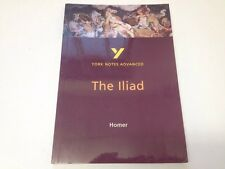 Iliad: York Notes Advanced by Pearson Education Limited (Paperback, 2001)