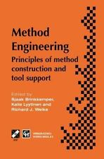 Method Engineering : Principles of Method Construction and Tool Support by...