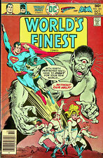 World's Finest Comics #241 (Oct 1976, DC) - Good