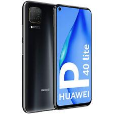 "Huawei P40 lite 128GB Midnight Black NEU Dual SIM 6,4"" Smartphone Handy OVP"