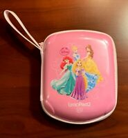LeapFrog  Leap Pad 1, 2, or 3 Explorer Carrying Case - Pink Princess -Excellent