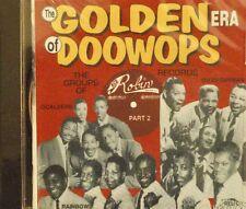 The GOLDEN ERA of DOOWOPS 'Red Robin Records, Pt. 2'-24 VA Tracks on RELIC #7080