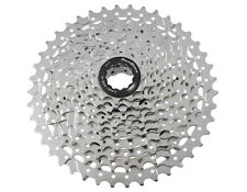 NEW! Bicycle Bike 11 Speed Cassette 11/42t Index CSMS8 Silver Sun Race MTB FIXIE