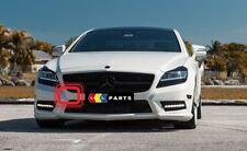 NUOVO Originale MERCEDES MB CLS W218 AMG gancio traino paraurti anteriore Eye Cover preparata