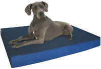 Extra Large Pet Dog Bed XL Orthopedic Waterproof Cooling Memory Foam 48X30 Crate