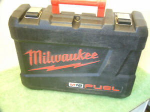 Genuine Milwaukee Drill Driver Carry/Storage Case For M18 CPD-32C
